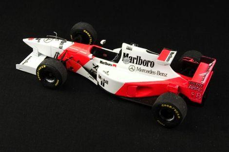 1995 McLaren Mercedes MP4/10 Brazilian G.P.