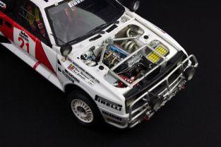 Toyota Celica TA64 1985 Safari