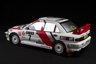 Mitsubishi Lancer Evo III 1996 Safari Rally