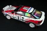 Toyota Celica ST165 1990 Safari Rally