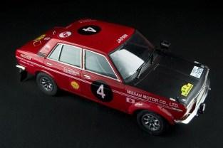 Datsun Bluebird 1600SSS 1970 Safari Rally