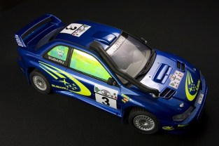Subaru Impreza WRC 2000 Safari Rally