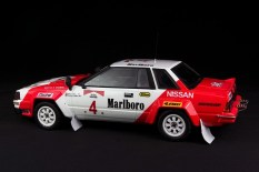 Nissan 240RS 1985 Safari Rally