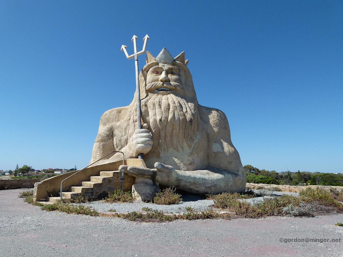 King Neptune de Two Rocks