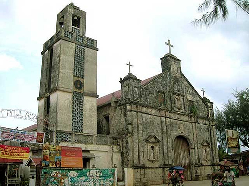 Oldest Church in Cebu island
