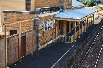 The Old Wallerawang Railway Station