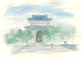 Sun Yet-sen Cemetery, Nanjing