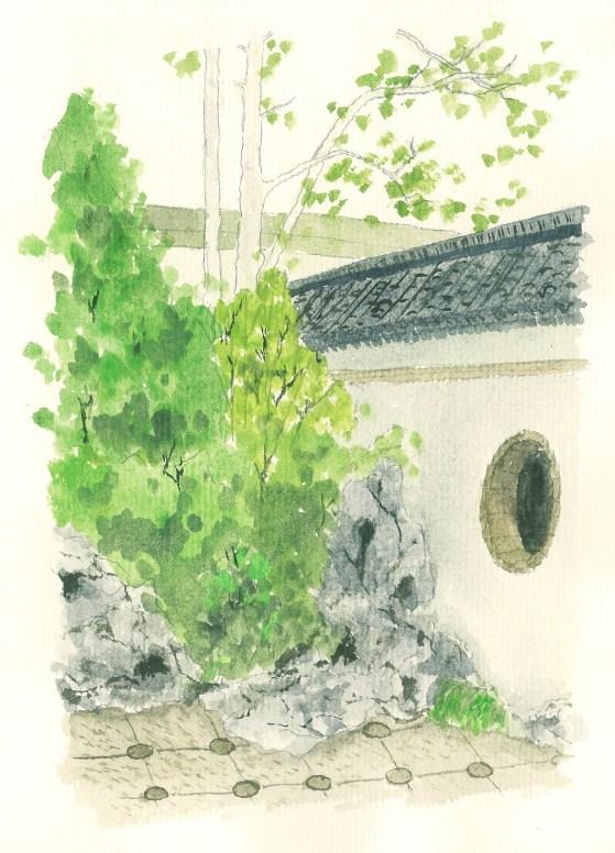 Wang-shi Garden, Suzhou