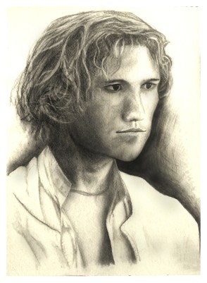 """""""It's not in me to withdraw."""" Heath Ledger (1979 - 2008) 