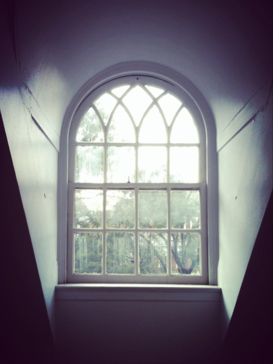 Loneliness of an Arched Window