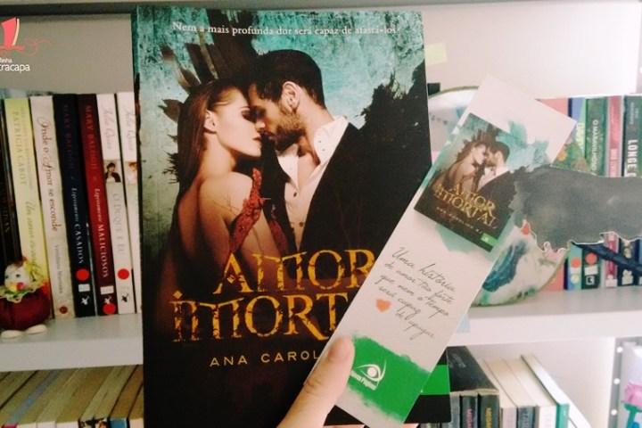 Livro Amor Imortal