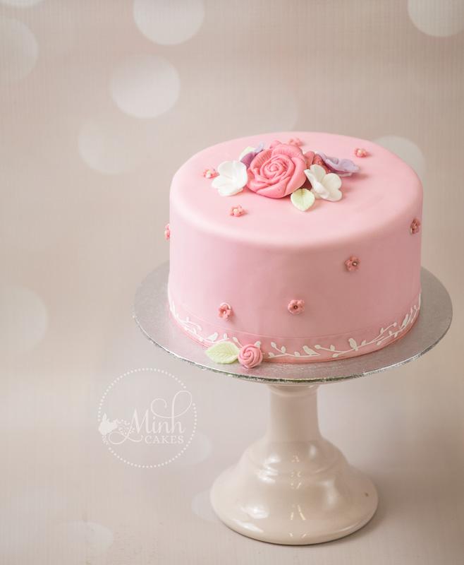 Tortenkurs Basics Torten Dekorieren Grundkurs Kuchen
