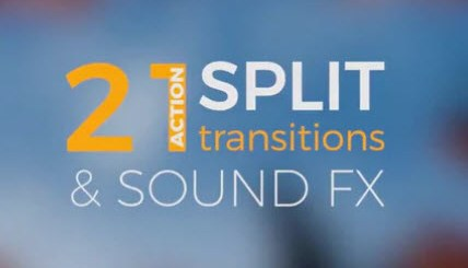 Action Split Transitions Free Premiere Pro Templates
