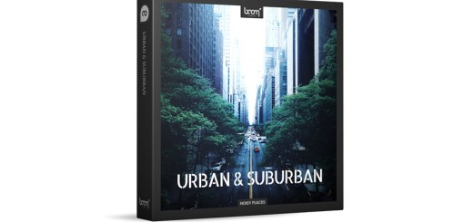 Free Download Boom Urban and Suburban - Boom Library
