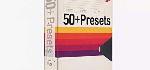 Free VHS Presets