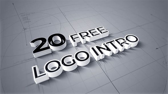 20 Free Animation Logo Intro for Adobe After Effects Part 26