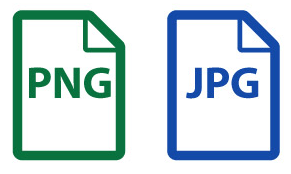 Định dạng PNG và JPG cách phân biệt