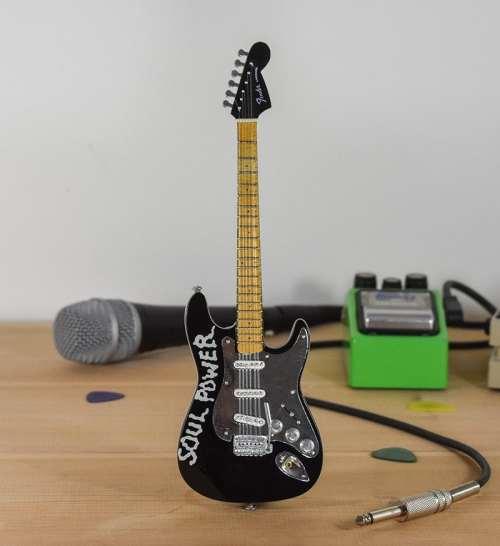 Audioslave, Tom Morello - Fender Stratocaster