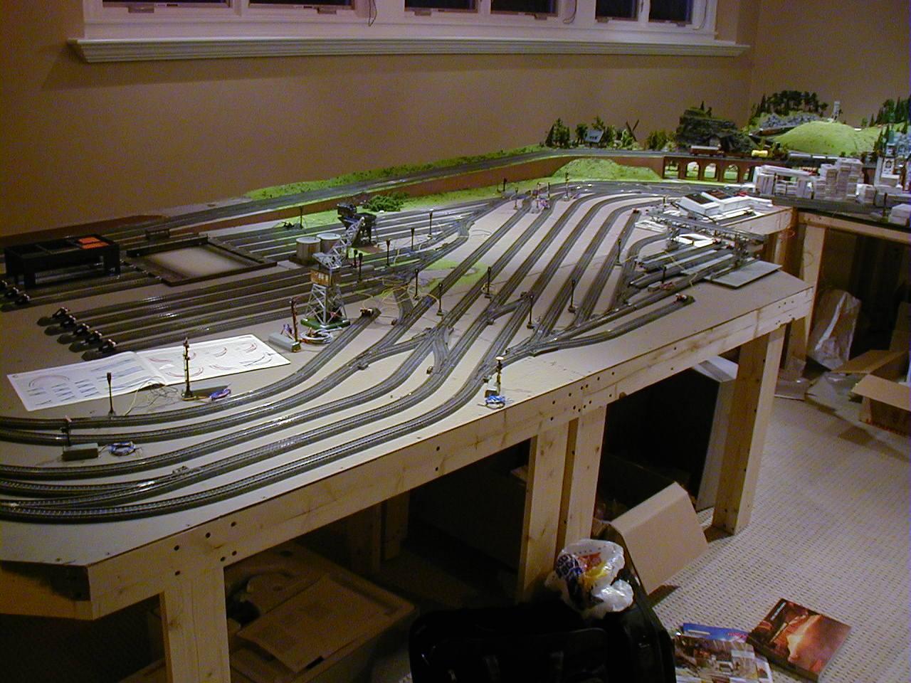 hight resolution of ho gauge layout