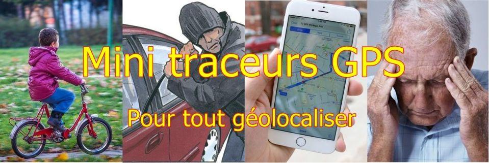 mini traceurs GPS
