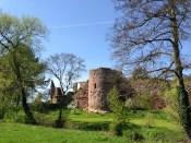Wilton Castle ruins, Ross on Wye