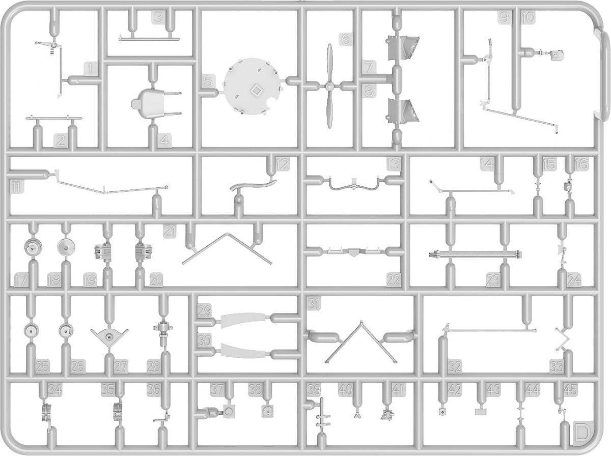 NEW KIT IN PROGRESS 1/35 41001 Fl 282 V-6 KOLIBRI – toyland hobby ...