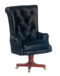 Reagan Oval Office Chair / Black [AZP6344] - $49.99 ...