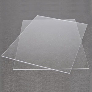 Clear Plastic Sheets for Windows 015 KSE1308  499  Miniature Designs Full Service
