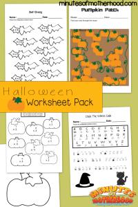 Free Printable Halloween Multiplication Practice, Pumpkin ...