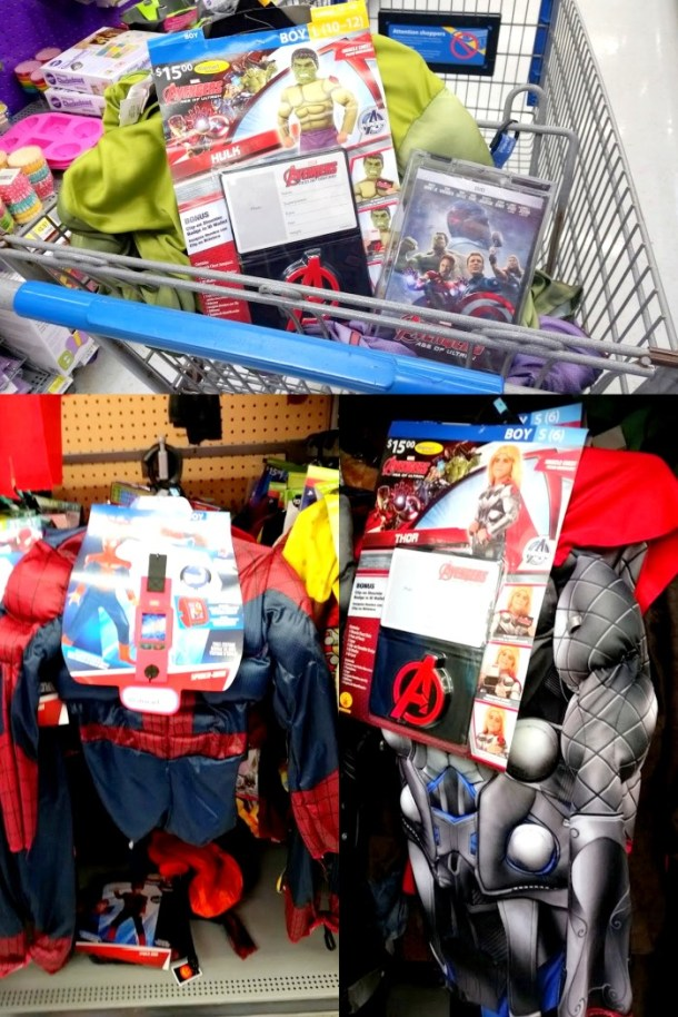 MARVELs The Avengers Age of Ultron in store