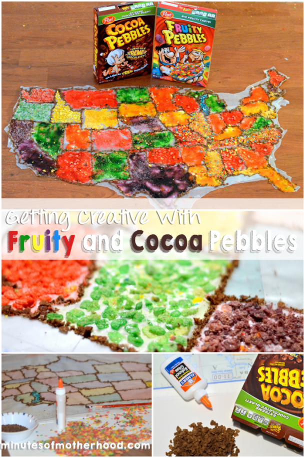 Getting Creative With Fruity and Cocoa Pebbles