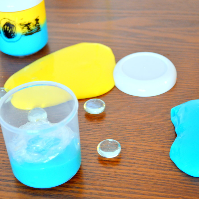 Minion Inspired Slime Sensory Fun DIY Project Minutes Of Motherhood.png