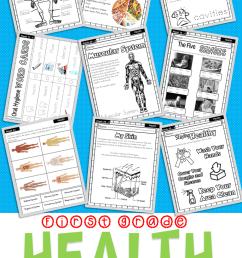 First Grade Curriculum Health Workbook Free Printable – Miniature  Masterminds [ 1280 x 768 Pixel ]