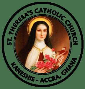 St. Theresa Catholic Church, Kaneshie logo