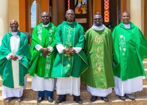 Our priests