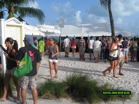 Key West BrewFest Signature Tasting 2014
