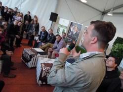 Simon Martin z Real Ale/Craft Beer był pod wrażeniem WFDP