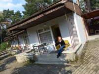 Marlena i domki w Karpicku