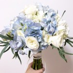 Minibug Floral Rustic Vintage Wedding Bouquet Singapore