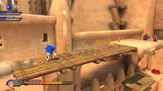 Sonic Unleashed e nossos guia de primeiros-socorros para ouriços! (1/5)