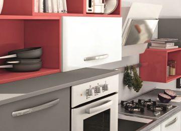Cucine In Piccoli Spazi | Mini Cucine Mini Cucina A Scomparsa ...