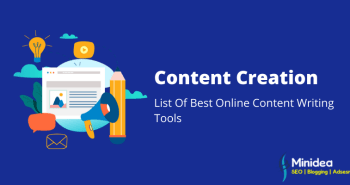 Ultimate List Of Best Online Content Creation Tools