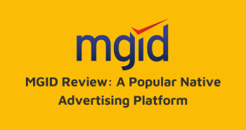 MGID Review Native Advertising Platform