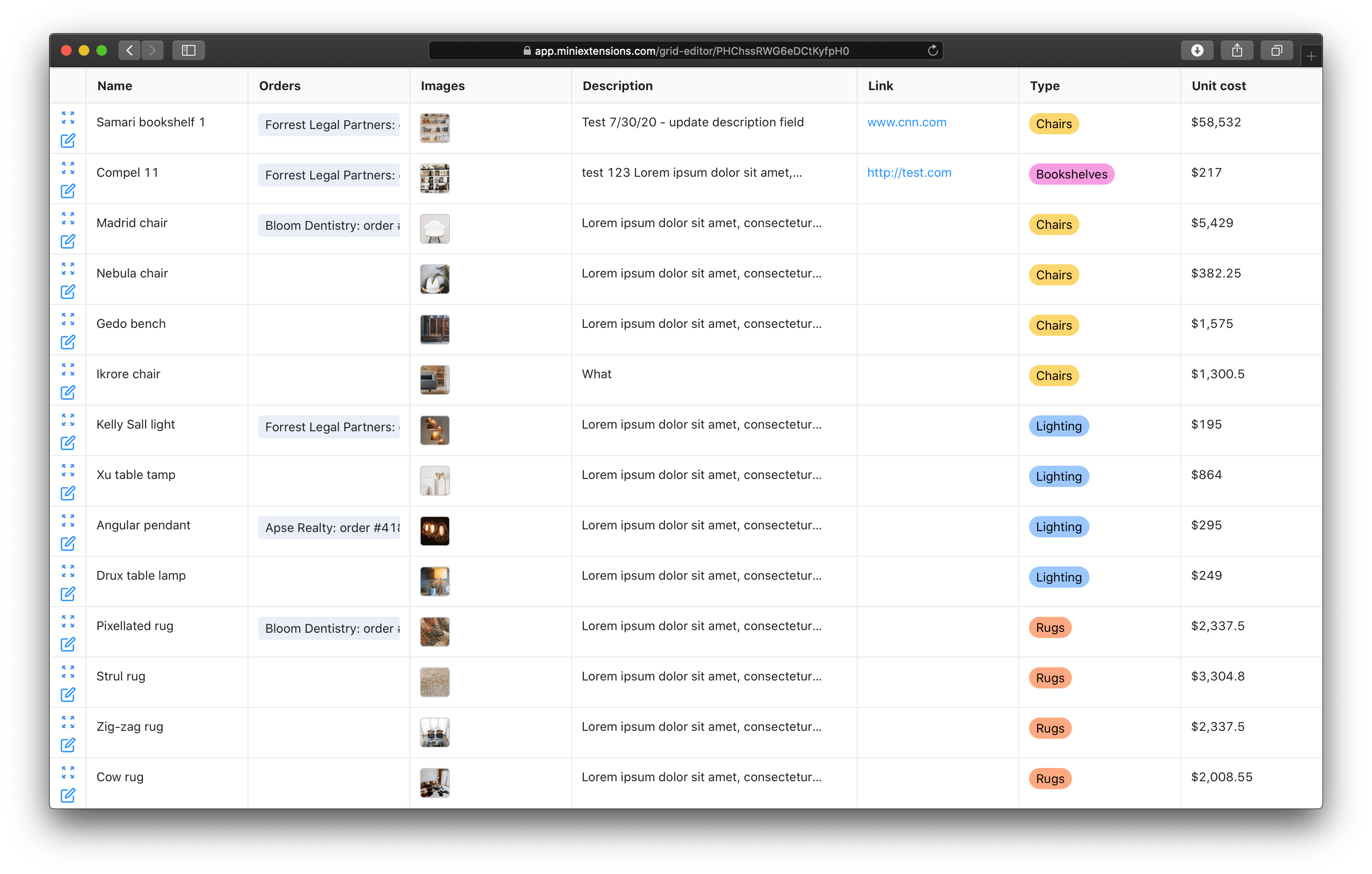 View Editor for Airtable (Grid) 2
