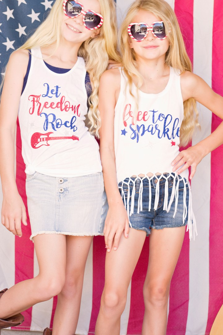 Freedom to Sparkle!