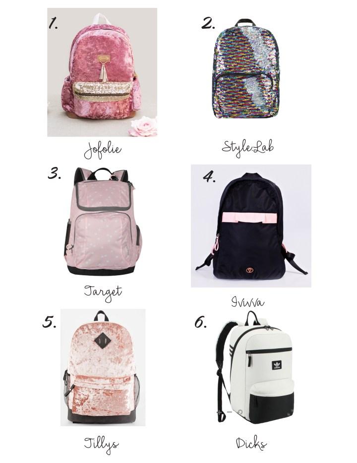 Backpacks For Tweens – Back To School