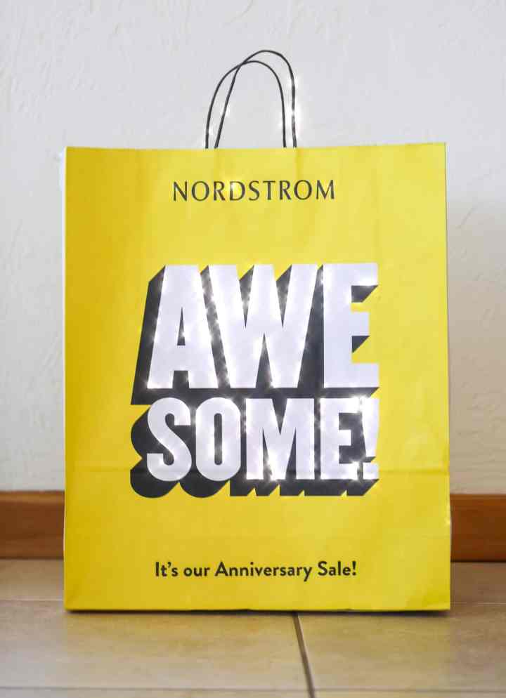 Our Nordstrom Anniversary Sale Pics