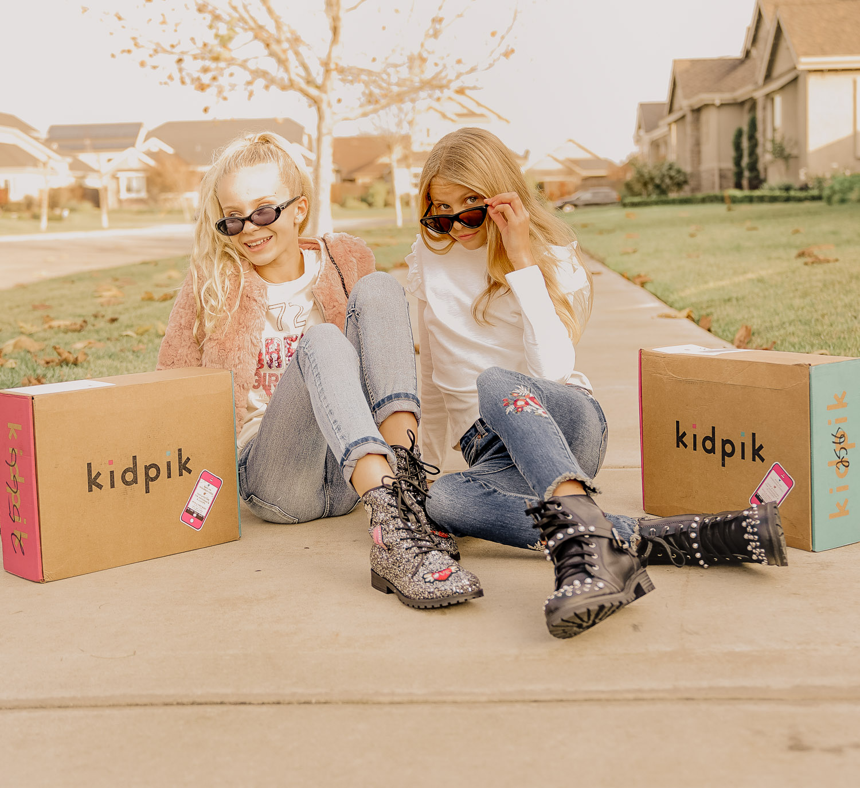 kidpik Holiday Gift Boxes