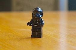 Lego Tie Fighter Minifig