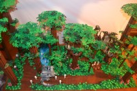 Star Wars Lego Endor Moc Pictures to Pin on Pinterest ...